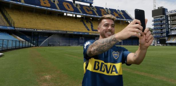 Buffarini sonha com uma final entre Boca Juniors x River Plate nesta Libertadores - Divulgação
