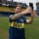 """Hoje no Boca, lateral ex-São Paulo diz: """"Gostaria de uma final com o River"""""""