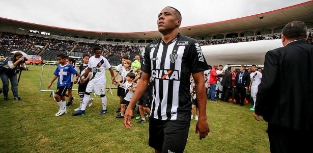 Elias perdeu a condição de titular do Atlético-MG