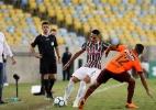 Aposta nos jovens e instabilidade unem Atlético-PR e Fluminense em duelo - LUCAS MERÇON / FLUMINENSE F.C