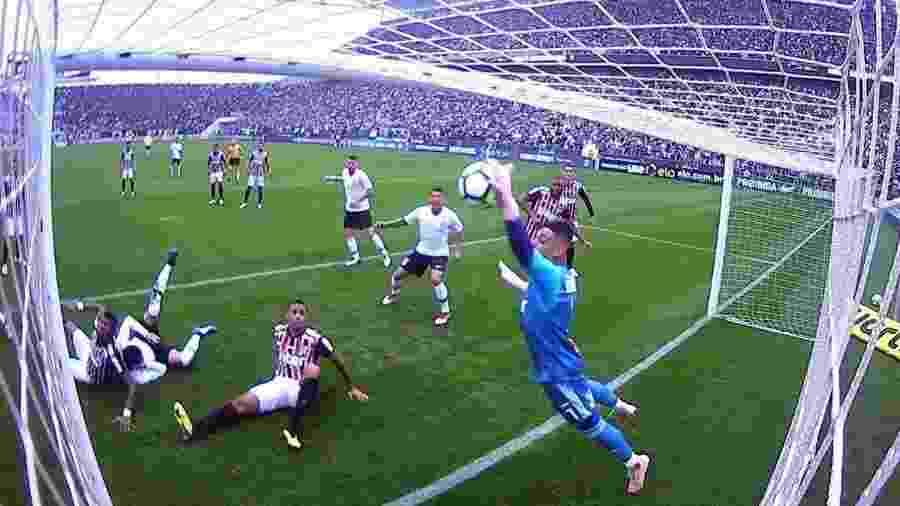 Imagens dos jogos que não sejam da TV Globo podem ser utilizadas nas redes sociais dos clubes normalmente - Reprodução