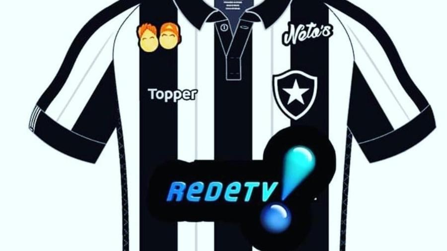 5036945d43bbd Botafogo