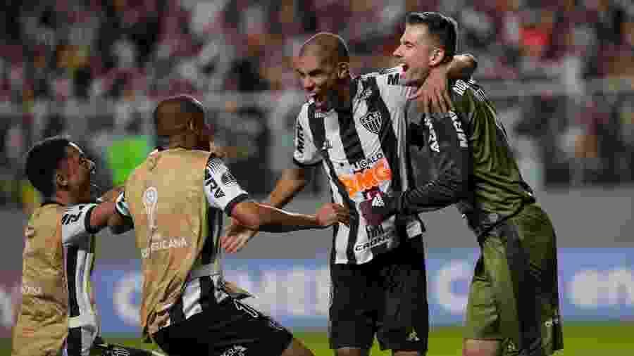 Atlético-MG venceu o Unión La Calera na segunda fase da Copa Sul-Americana 2019 - Bruno Cantini/Atlético-MG