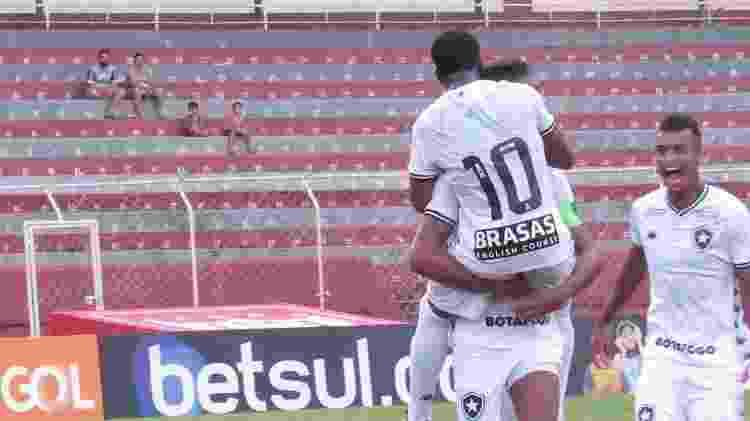 Fabio de Paula/Botafogo