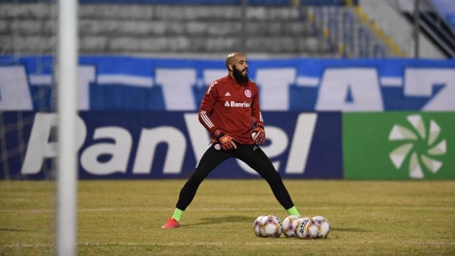 Estádio Montanha dos Vinhedos receberá partida entre Juventude e Inter. Gramado preocupa - Reprodução/Twitter