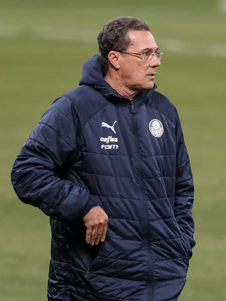 Vanderlei Luxemburgo, ex-técnico do Palmeiras - Marcello Zambrana/AGIF