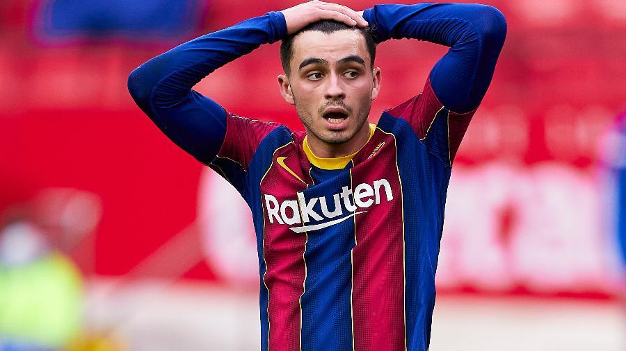 Pedri, do Barcelona, tem atraído o interesse do Liverpool - Quality Sport Images/Getty Images