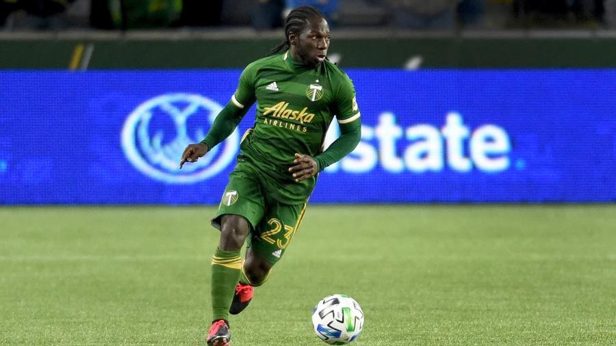 Colombiano Yimmi Chará foi um dos destaques da MLS em 2020 - Steve Dykes/Getty Images