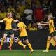Austrália vence o Brasil por 3 a 1 em amistoso no futebol feminino - Saeed Khan / AFP