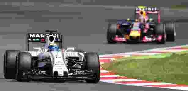 Massa vive seu melhor início de temporada desde que lutou pelo título, em 2008 - AFP