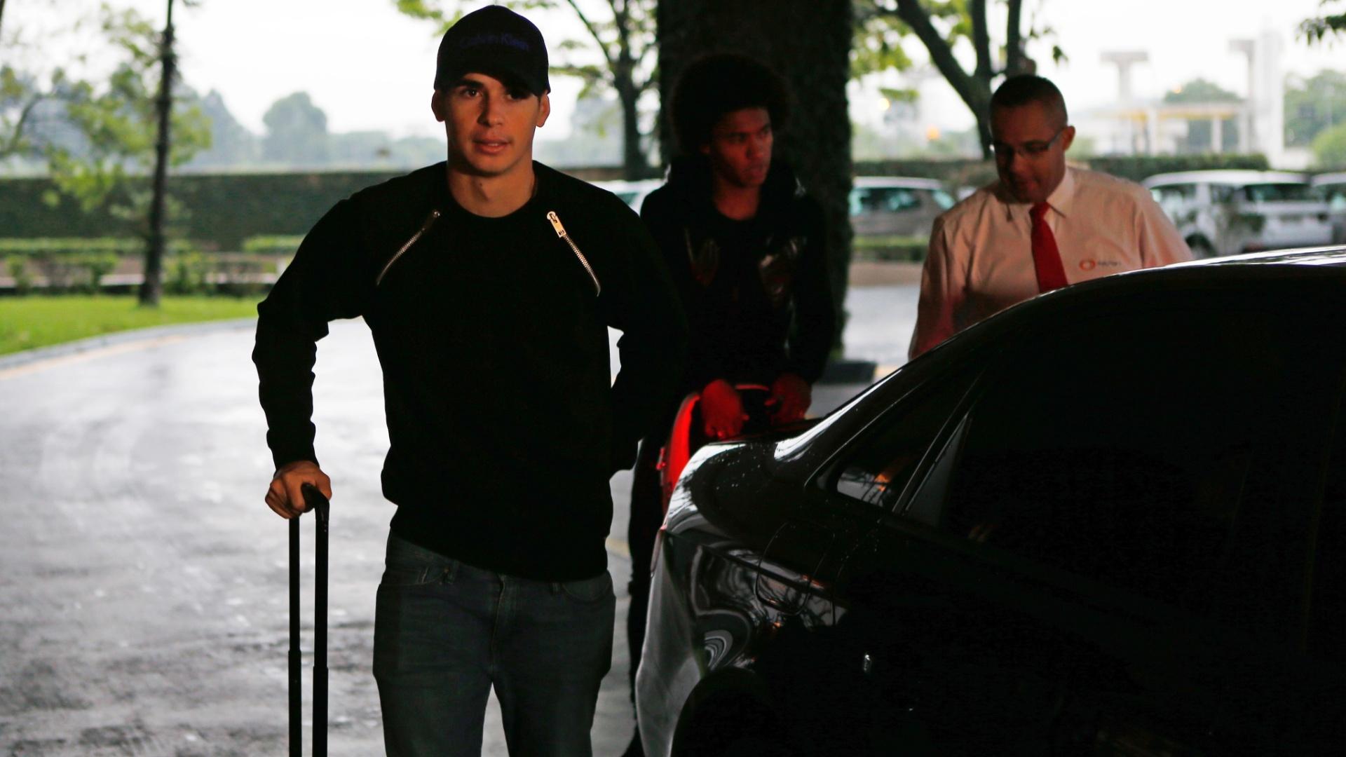 Oscar se apresenta à seleção brasileira nesta segunda-feira, em São Paulo