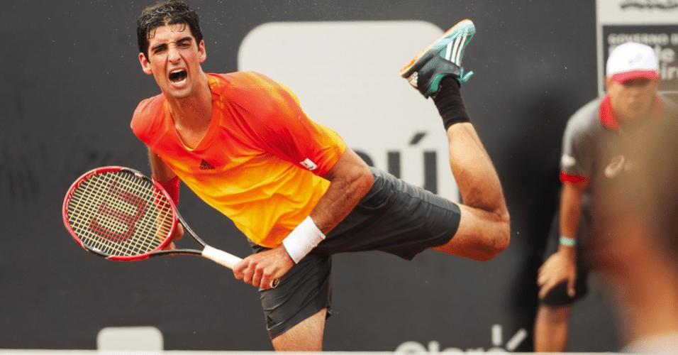 Thomaz Bellucci enfrenta Alexandr Dolgopolov pelo Rio Open