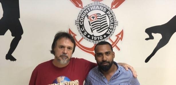 Pepinho e Coelho juntos no dia 28 de março: breve formação na base corintiana