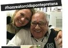 Esperança até o fim: torcida mobiliza Ponte nas redes com idosos fanáticos