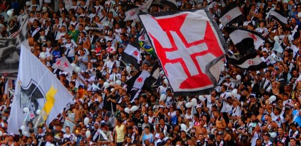 Organizada do Vasco não se fará presente contra o Avaí em São Januário