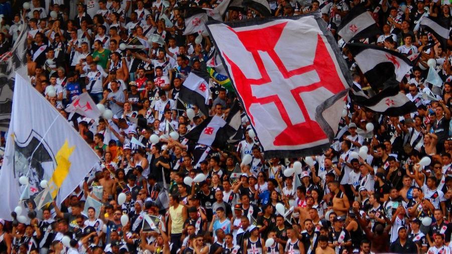 Torcida do Vasco fez a sua parte na arquibancada em 2019 - Carlos Gregório Jr/Vasco.com.br