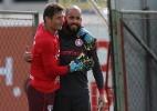 Após derrota para o Grêmio, SP treina no CT do Inter e Dorival testa defesa - Rubens Chiri / saopaulofc.net
