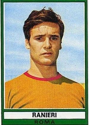 CLAUDIO RANIERI, técnico do Nantes-FRA e campeão inglês pelo Leicester, começou na Roma como zagueiro na década de 1970