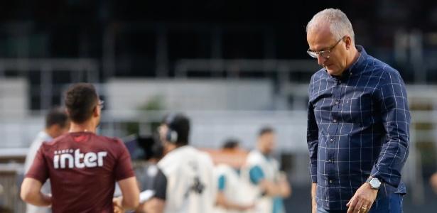 Dorival Júnior ainda não conseguiu fazer o São Paulo engrenar em 2018 - Marcello Zambrana/AGIF