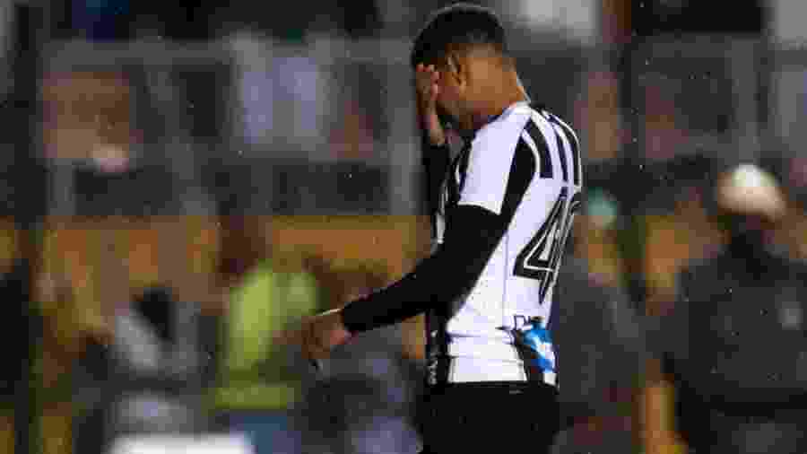 Atacante Diogo Vitor coleciona problemas de indisciplina e punição severa por doping - Ivan Storti/Santos FC