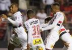 Bruno Alves faz 1º gol do SP no Brasileirão; no Palmeiras, Guerra marca - Daniel Vorley/Agif
