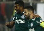 Palmeiras mantém 100% fora e encaminha vaga com vitória sobre o Colo-Colo - Marcelo Hernandez/Getty Images