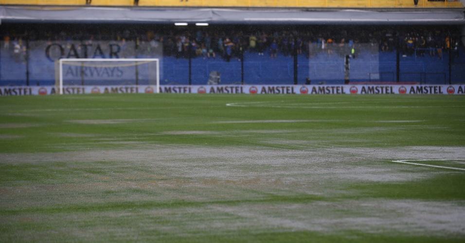 Final da Libertadores está ameaçada pela chuva