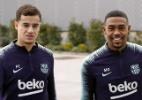 Malcom volta a treinar e vira opção no Barcelona contra o Levante - divulgação/FC Barcelona