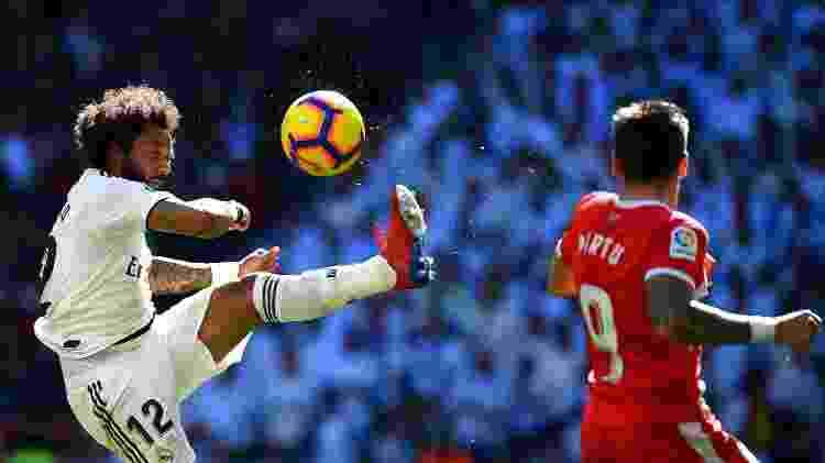 Marcelo - Gabriel Bouys/AFP - Gabriel Bouys/AFP