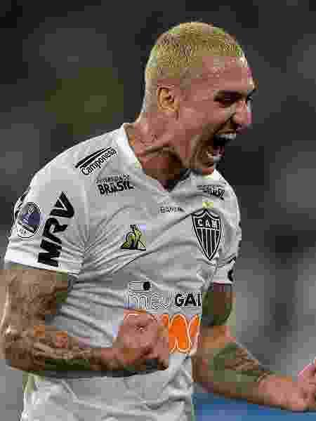 Vinícius é um dos destaques do Atlético-MG no ano - Thiago Ribeiro/AGIF