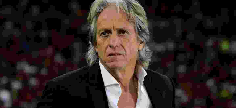 Jorge Jesus sinaliza aos mais próximas que ficará no Flamengo em 2020 e já planeja o elenco que deseja ter nos próximos meses - Thiago Ribeiro/AGIF