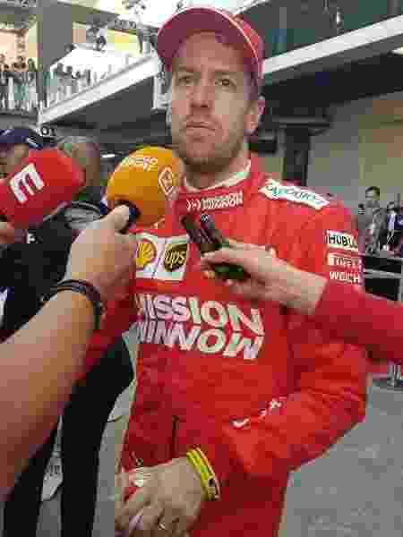 Sebastian Vettel - UOL Esporte - UOL Esporte