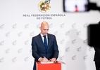 Presidente da Federação Espanhola de Futebol testa positivo para covid-19 - Divulgação