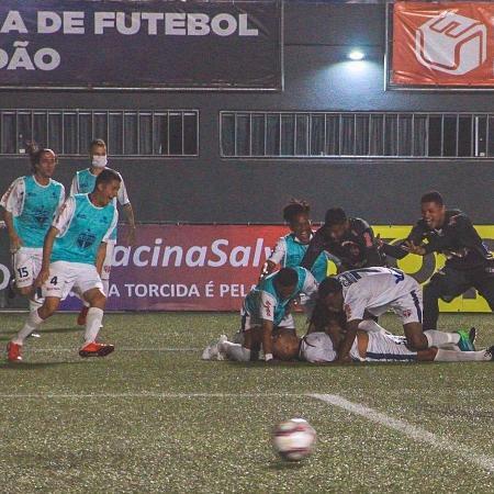 Bahia de Feira venceu o campeão nordestino, o Bahia, por 3 a 0 - Instagram/Bahia de Feira