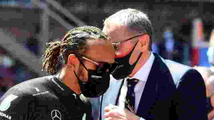 hamilton - Mario Renzi - Formula 1/Formula 1 via Getty Images - Mario Renzi - Formula 1/Formula 1 via Getty Images
