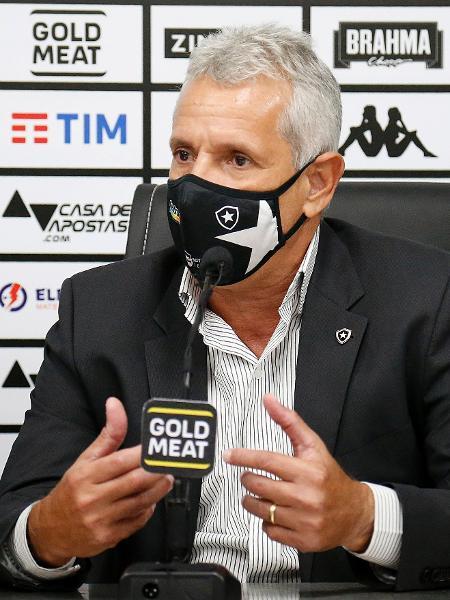Vinícius Assumpção, vice-presidente do Botafogo - Vitor Silva/Botafogo