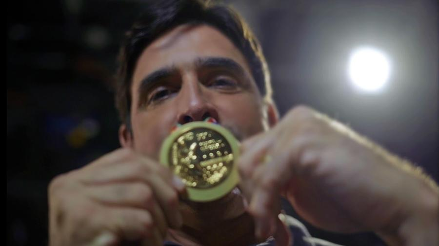 """Giovane Gávio, no """"Minha Medalha"""", da Globo - Divulgação/Globo"""