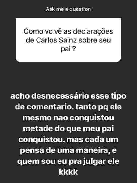Dudu Barrichello - Reprodução/Instagram - Reprodução/Instagram