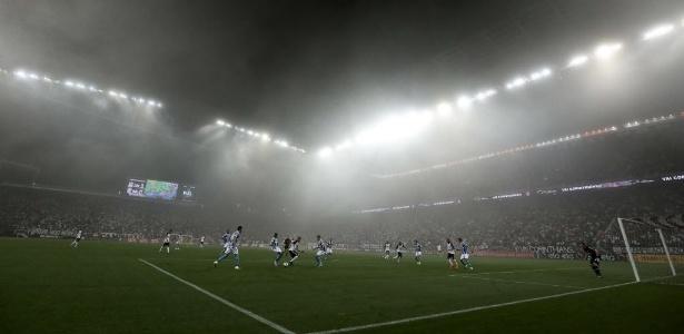 Estádio corintiano segue sem naming rights mais de dois anos após inauguração