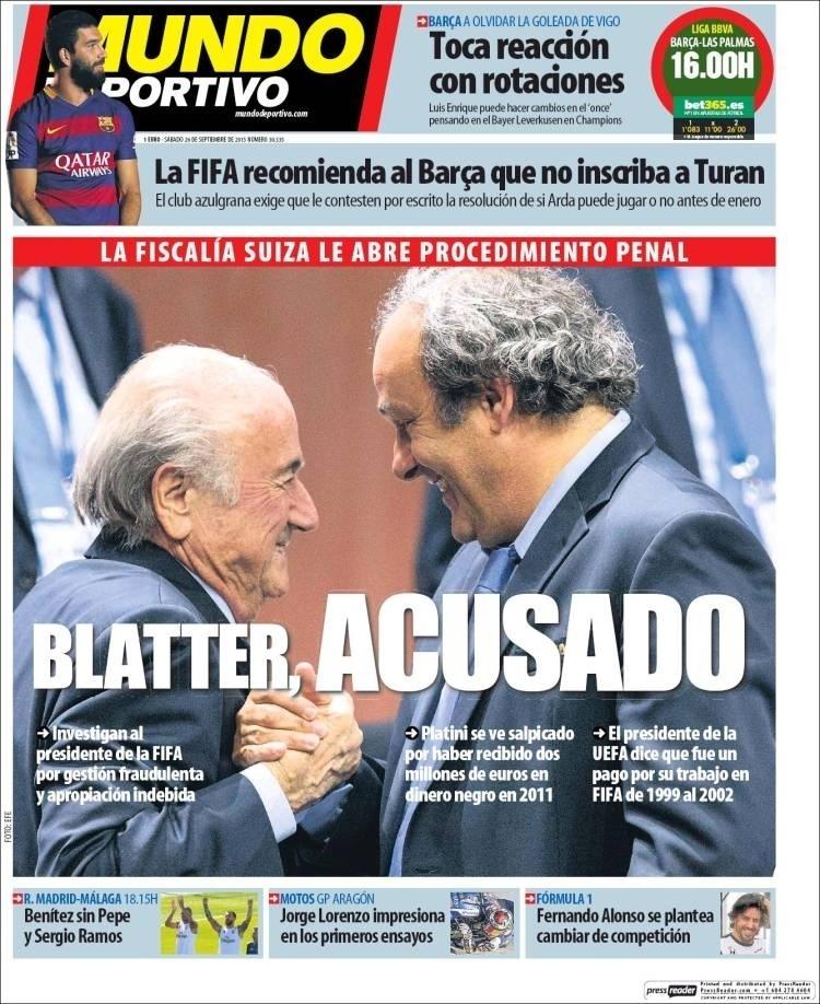 Mundo Deportivo (Espanha):