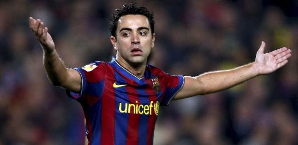 Xavi disse que o Barcelona parou no tempo e elogiou o novo técnico, Valverde