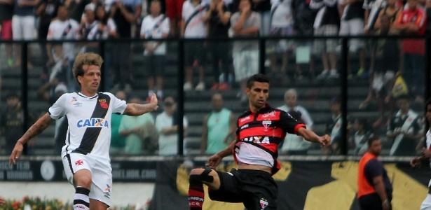 Jogos do Vasco em São Januário não têm ficado cheios na Série B