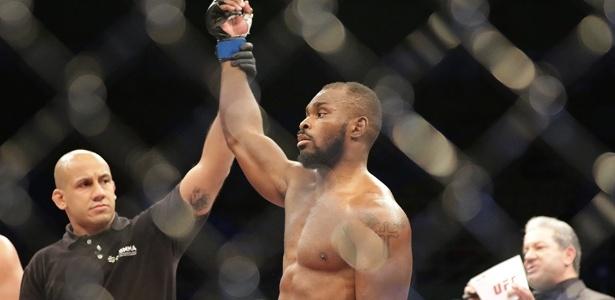 Inglês acabou ficando sem a vitória conquistada no UFC São Paulo - Cleber Yamaguchi/Ag. Fight