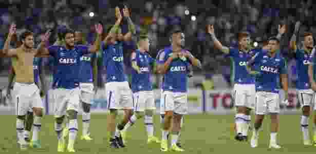 Invencibilidade de sete jogos é boa, mas exige ainda mais atenção para time de Mano - Washington Alves/Cruzeiro