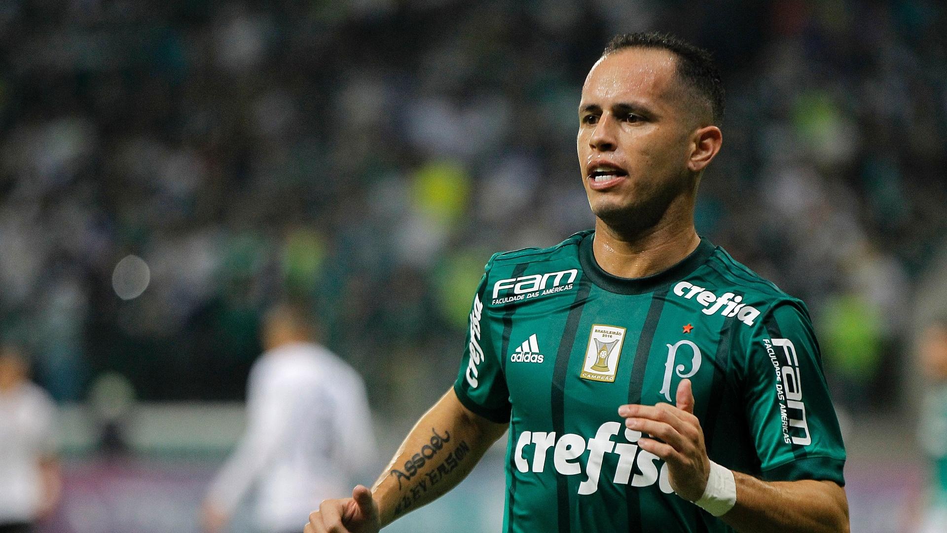 Guerra voltou ao time do Palmeiras após ausência em dois jogos