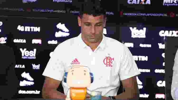Ederson - Gilvan de Souza/ Flamengo - Gilvan de Souza/ Flamengo