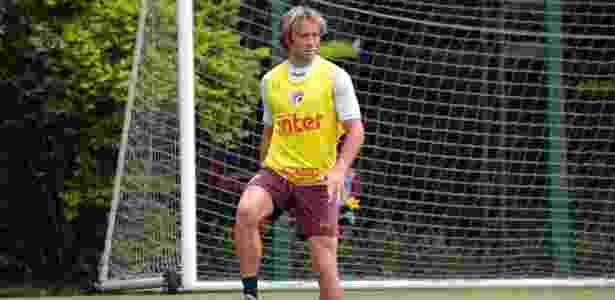 Lugano tem 212 partidas com a camisa do São Paulo - Érico Leonan/saopaulofc.net