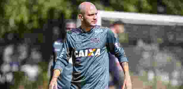 Fábio Santos, lateral do Atlético-MG, virou líder do elenco comandado por Thiago Larghi - Bruno Cantini/Divulgação/Atlético-MG