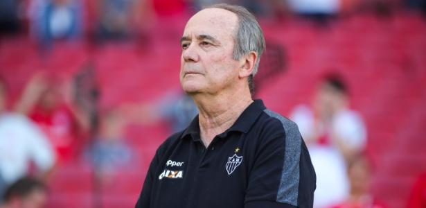 Levir Culpi ainda quer reforços, mas prefere salários em dia no Atlético-MG - Bruno Cantini/Divulgação/Atlético-MG