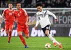 Polícia alemã investiga ataques racistas a jogadores da seleção em amistoso - Kevin Voigt/Xinhua